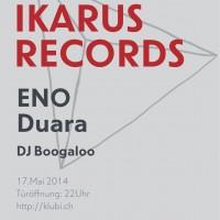 10 years poster Klubi