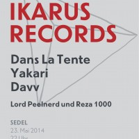 10_Years_Ikarusrecords_Sedel